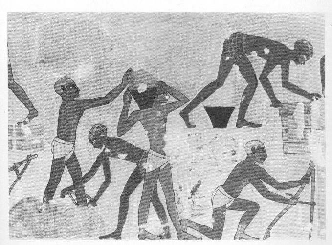 Very isrealities bondage in egypt All